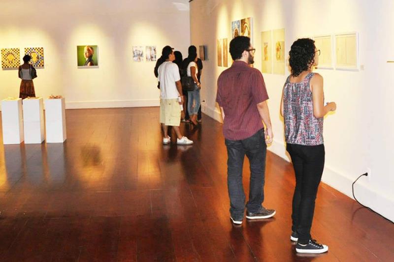 Galeria de arte Edgar Contente / CCBEU  fica  na Av. Padre Eutíquio, nº 1309. Batista Campos
