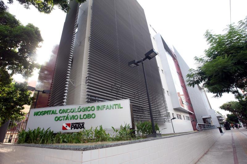 Em Belém, as vagas ofertadas pela Pró-Saúde são no Hospital Oncológico Infantil