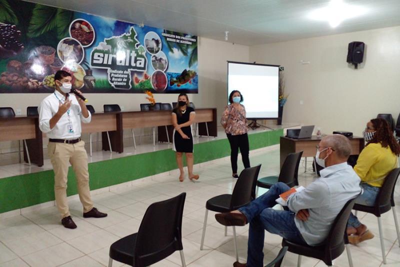 Curso apresenta oportunidades de crescimento para o setor de pesca do Xingu.