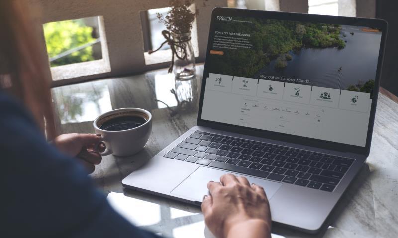 Plataforma apresenta um acervo robusto sobre estudos, análises e a situação ambiental na Amazônia