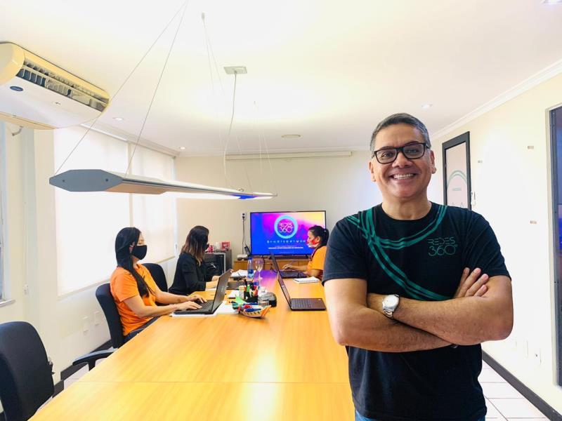 Marcel Souza, executivo de gestão da REDES.