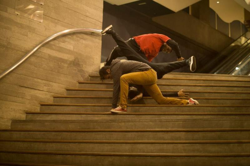 Espetáculo Desvios 3emcena. Foto: Lou Gaioto Div
