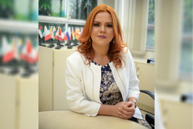 Cassandra Lobato, coordenadora do Centro Internacional de Negócios (CIN/FIEPA)