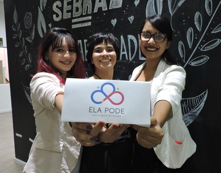 Embaixadoras do evento divulgam ações da Rede Mulher Empreendedora em Belém