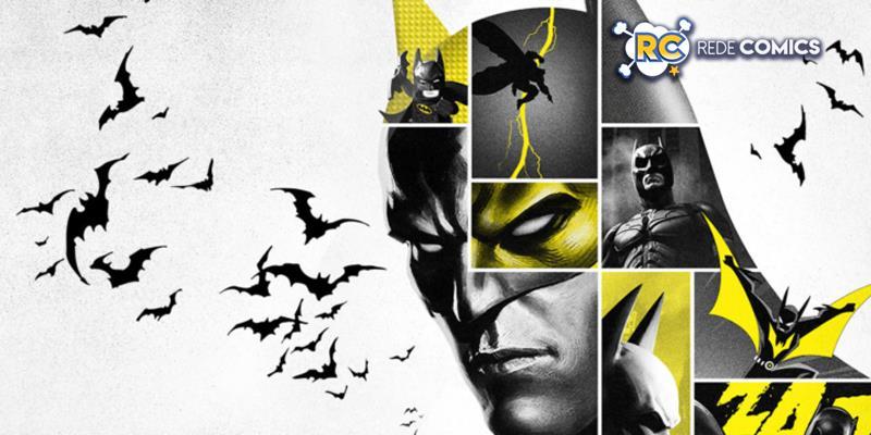 A Panini lança, livro ilustrado Batman em comemoração ao 80º aniversário do personagem