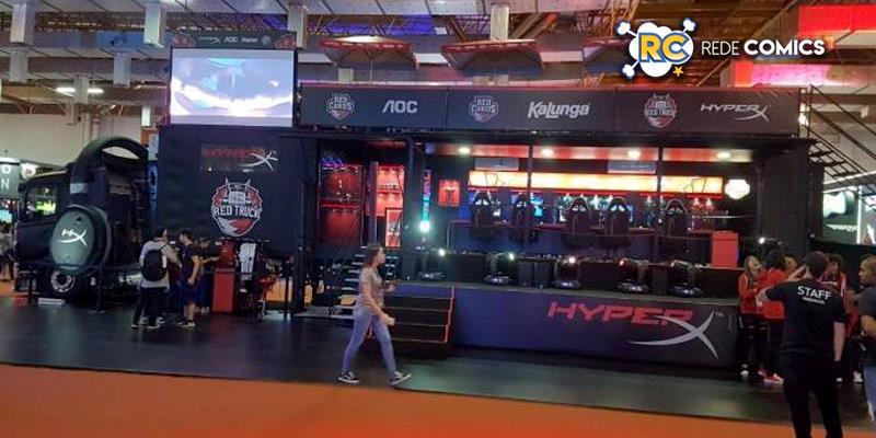 Truck HyperX  percorrerá o Brasil para a primeira etapa da peneira de eSports.