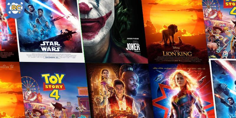Ingresso.com divulga lista dos filmes mais vistos em 2019