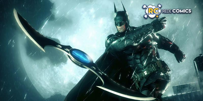 6 jogos baseados no universo Batman poderão ser baixados de graça até o dia 26 de setembro.