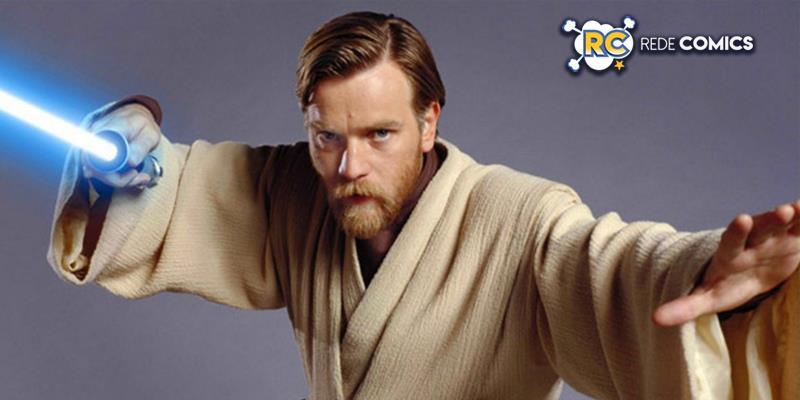 Ewan McGregor retorna ao papel do Mestre Jedi