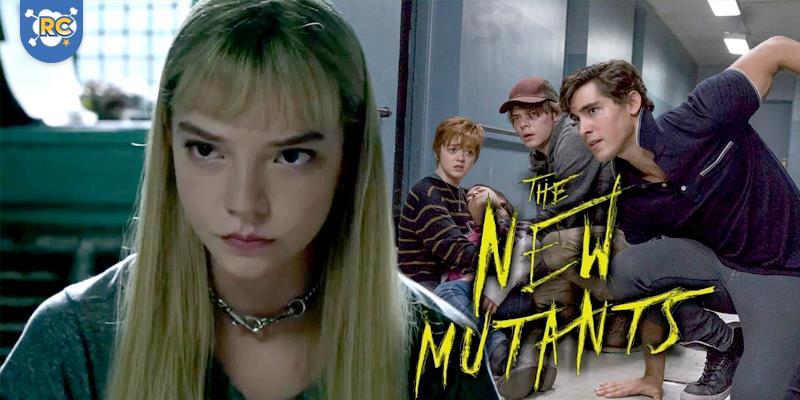"""Os fãs tiveram que esperar mas finalmente a Disney lançou hoje pela manhã (06/01) o trailer de """"Os Novos Mutantes""""."""