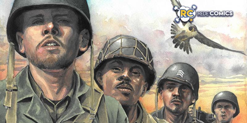 Embarque na jornada do soldado Eliseu, nos campos de batalha da Itália, na segunda guerra mundial.