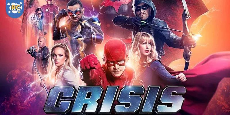 Confira o trailer dos dois episódios finais do evento que destruiu o Arrowverse.