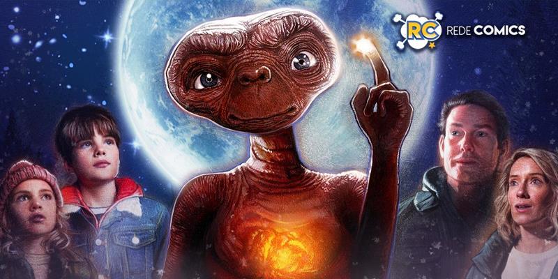 Xfinity faz sequencia de E.T. em novo comercial