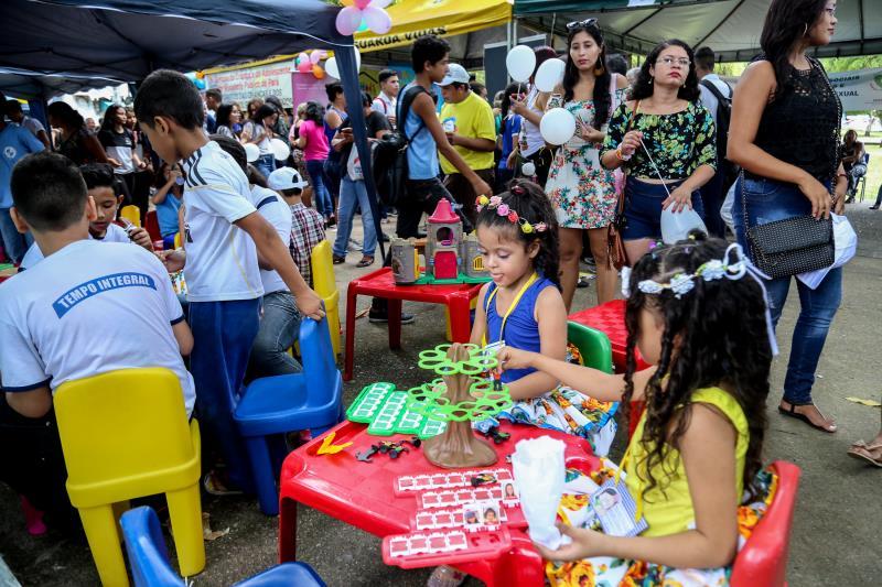 """Com o tema """"Direitos das crianças e dos adolescentes: prioridade de todos"""", o evento celebra os 28 anos da criação do Estatuto da Criança e do Adolescente (ECA)."""