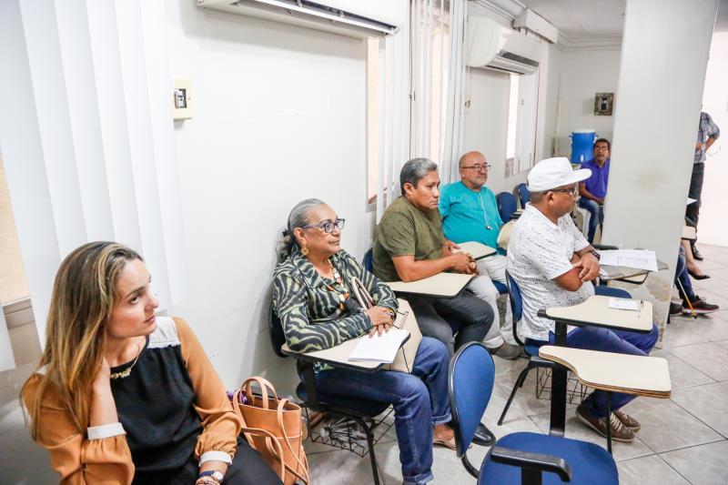 Eleição Comissão de Desenvolvimento Urbano