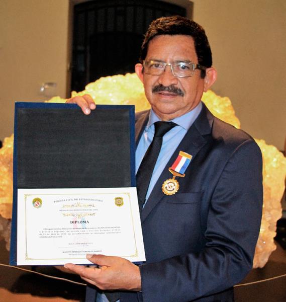 Medalha do Mérito da Polícia Civil