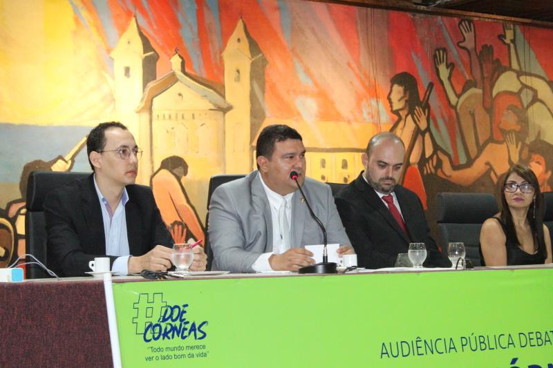 Anderson Brito, Dr. Galileu e Alan Souza