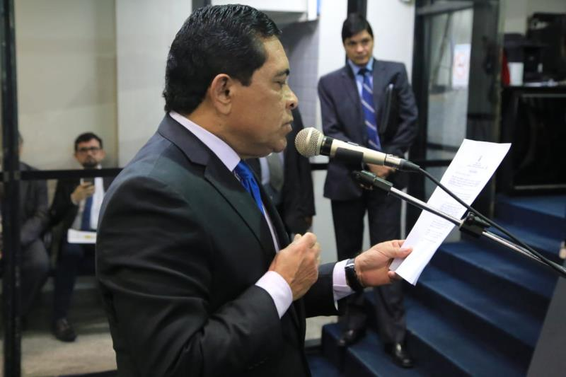 Bordalo propõe criação de escola técnica para Concórdia do Pará / Carvalho -Alepa
