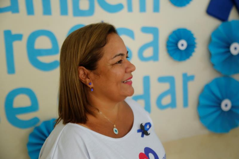 Silvana Rabelo - Coordenadora do CAMAR