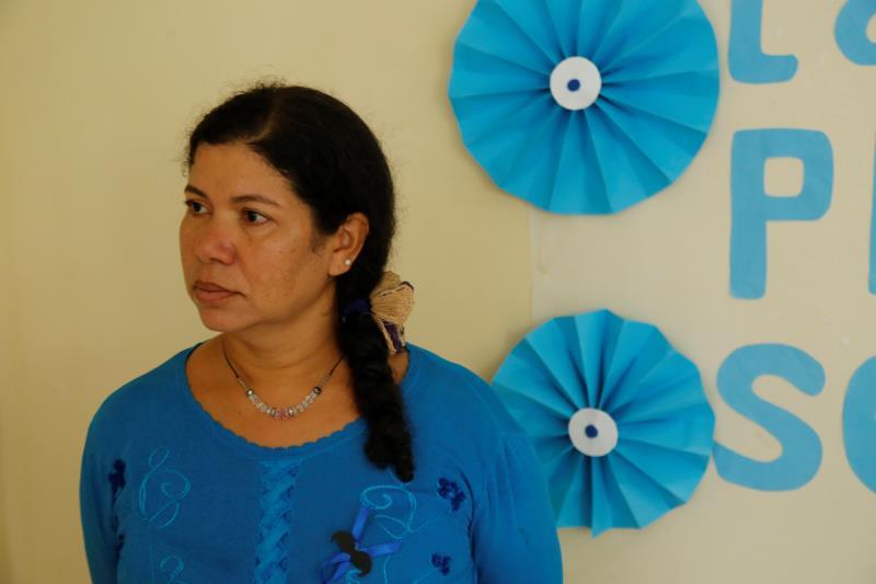 Lindiane Vasconcelos - Psicóloga da Funpapa