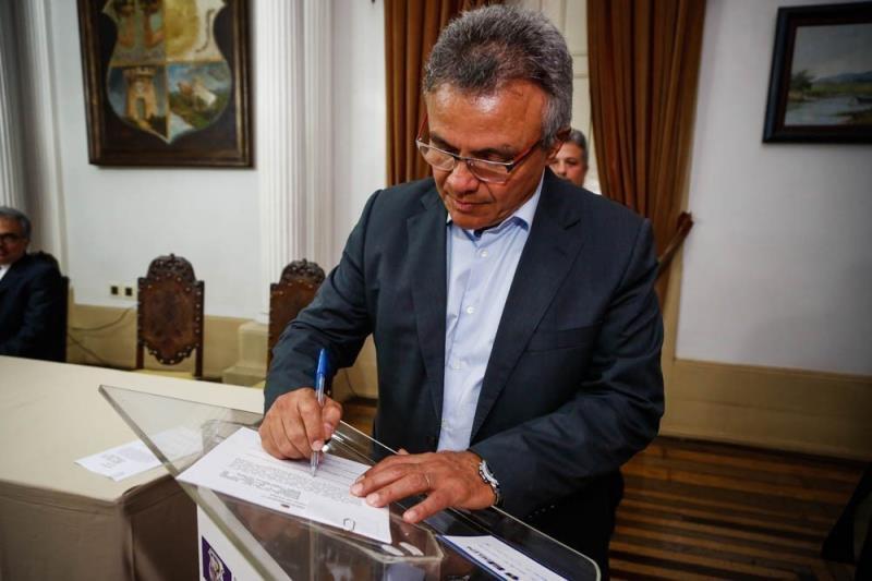 Solenidade de Posse do Conselho Municipal de desenvolvimento Urbano de Belém