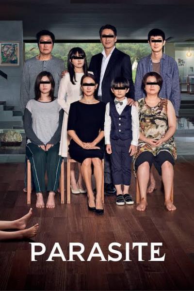 """O filme sul-coreano """"Parasita"""" é o favorito na categoria Melhor Filme Estrangeiro"""