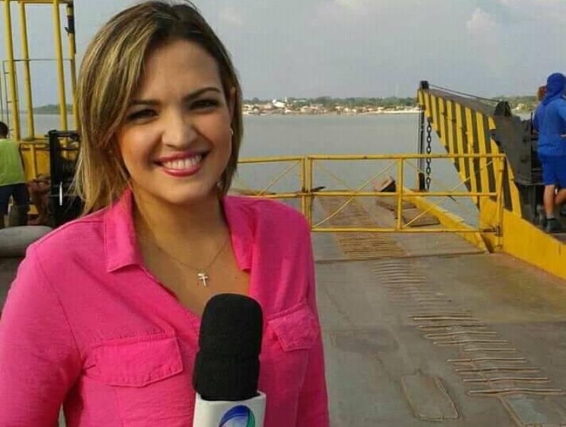 Anna Paula Mello, agora, é uma das assessoras de comunicação da Semas