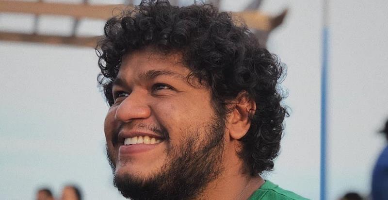 Zek Nascimento, o DJ Zek Picoteiro, se mudou para a vila de Alter do Chão, em Santarém