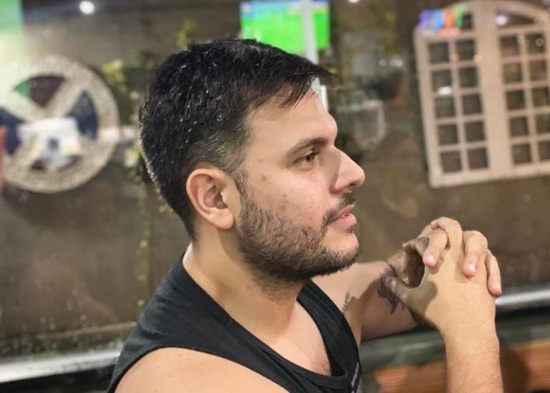 Ronan Frias deixou a Semas e agora é o assessor de imprensa da Cohab