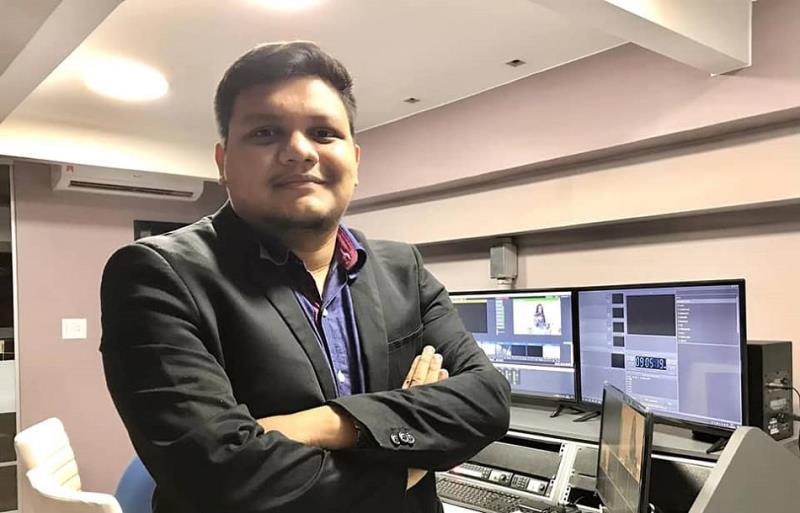 Wesley Costa é correspondente da Rede Meio Norte, do Piauí