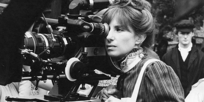 Barbra Streisand também demonstra seu enorme talento por trás das câmeras