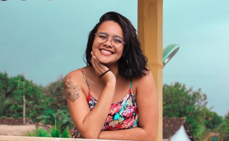 Jamyla Magno está na assessoria de comunicação da Prefeitura de Marituba