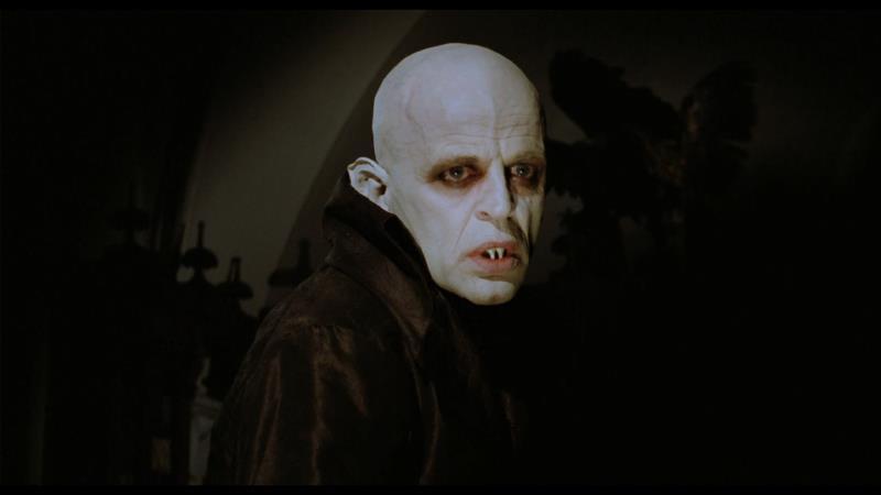 """Klaus Kinski em cena do filme """"Nosferatu"""", direção de Werner Herzog"""
