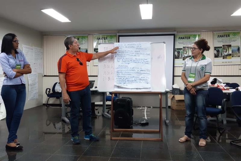 O curso, que teve a parte teórica no auditório do Centro Regional de Governo do Baixo Amazonas, em Santarém, valorizou saberes, crenças e costumes
