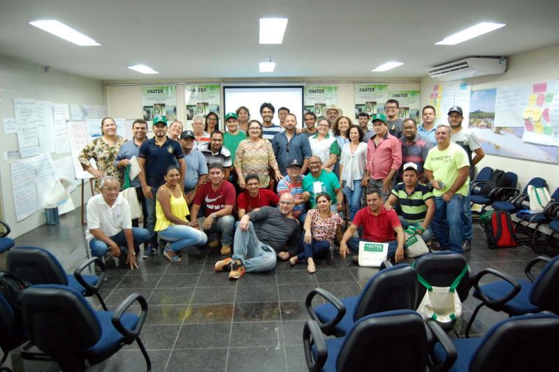 O curso capacitou 40 técnicos extensionistas das regionais de Santarém, Médio Amazonas, Altamira e Tapajós, que englobam 28 municípios