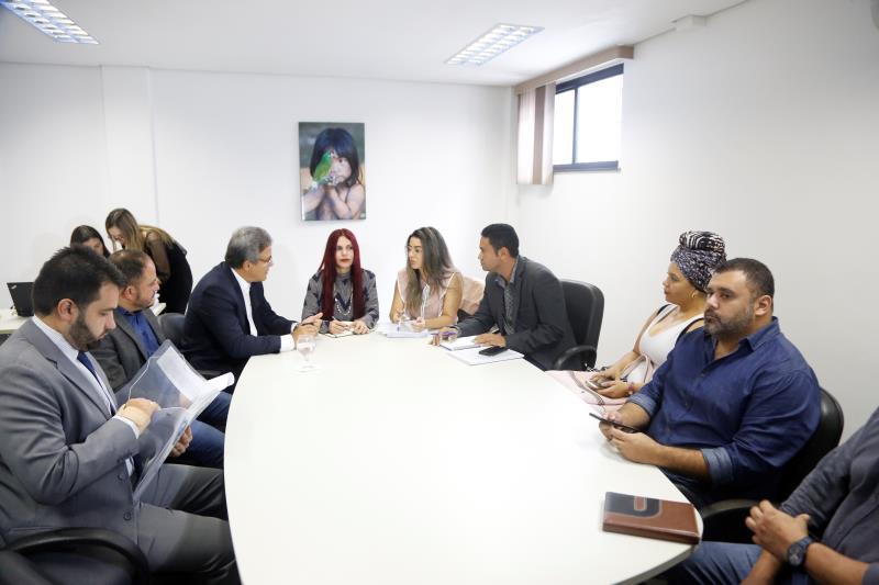 A informação foi apresentada pelo prefeito Zenaldo Coutinho, durante reunião na manhã desta segunda-feira, 03, com as promotoras Ana Maria Magalhães e Marcela Melo.