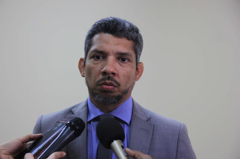 """O delegado-geral de Polícia Civil , Cláudio Galeno, disse que a UIPP é """"uma estrutura de primeiro mundo, com sala de reconhecimento, computadores de última geração e um espaço específico para resolução de conflitos"""""""