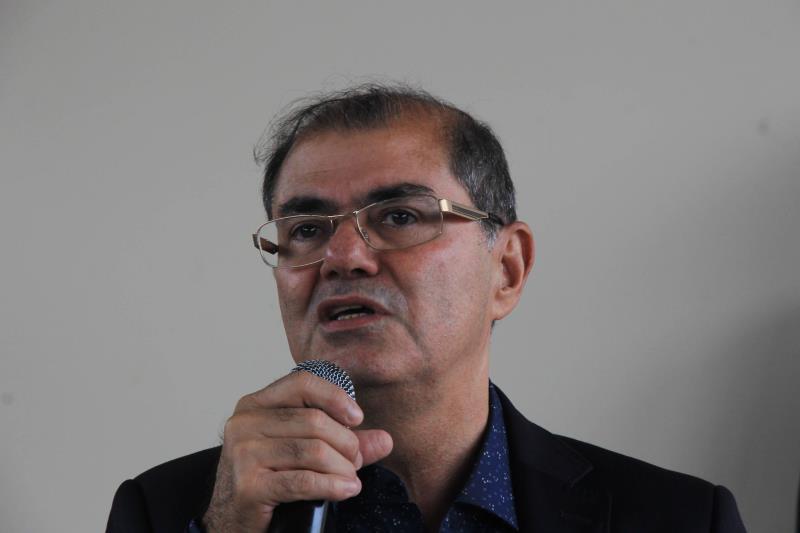 """O secretário de Segurança Pública, Luiz Fernandes, ressaltou que a UIPP """"é única no Brasil, e trabalha com o conceito da integração das polícias e das políticas públicas"""""""