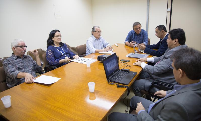 As Ações para Implementação do Plano Municipal Urbano de Belém, foram apresentadas ao prefeito de Belém, Zenaldo Coutinho.