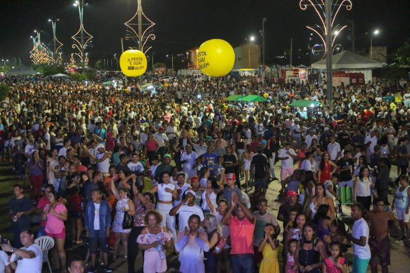 A Prefeitura de Belém, por meio Fumbel, está organizando toda a programação com os artistas paraenses.