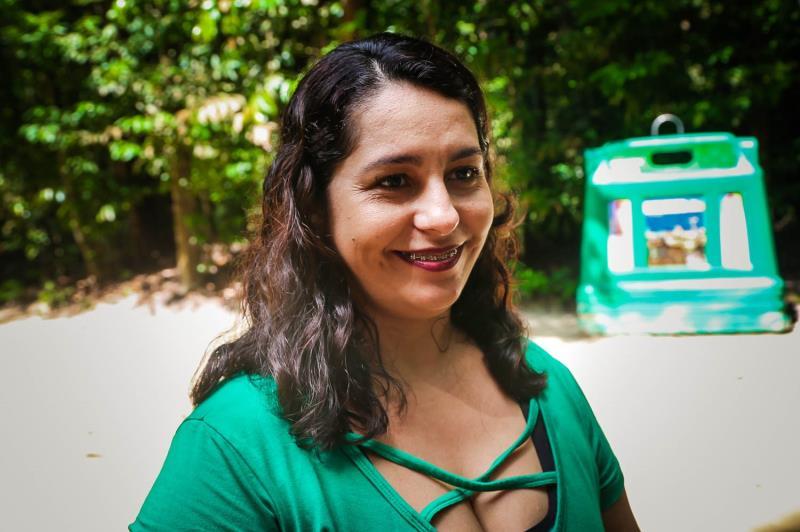 A técnica em Meio Ambiente do Bosque Ana Paula Duarte lembrou que foram duas semanas de programações em que as pessoas puderam conhecer um pouco mais sobre o Bosque, a importância dele para a cidade e o que sua preservação representa na vida de cada um.