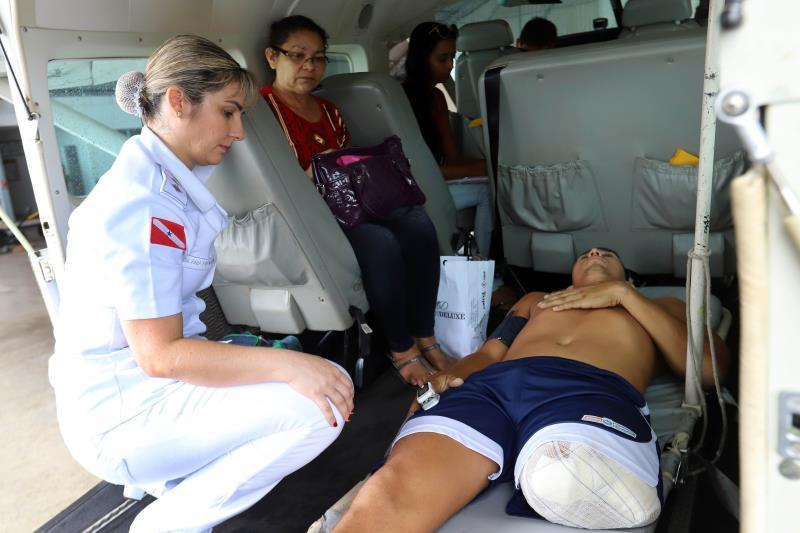 Acidente de moto durante perseguição a um suspeito resultou na amputação da perna esquerda de PM.