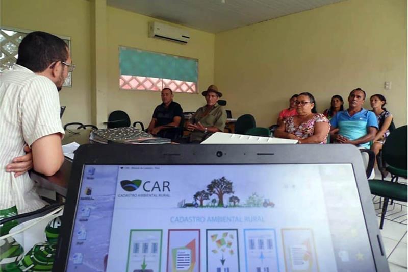 Atualmente, o CAR é obrigatório para o acesso a quaisquer políticas públicas do setor agrícola e fundiário.