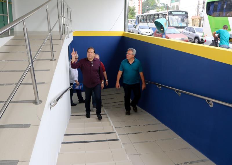 Equipado com elevador e rampas de acessibilidade, o novo hospital tem os consultórios, postos de enfermagem e enfermarias localizados no primeiro e segundo andar.