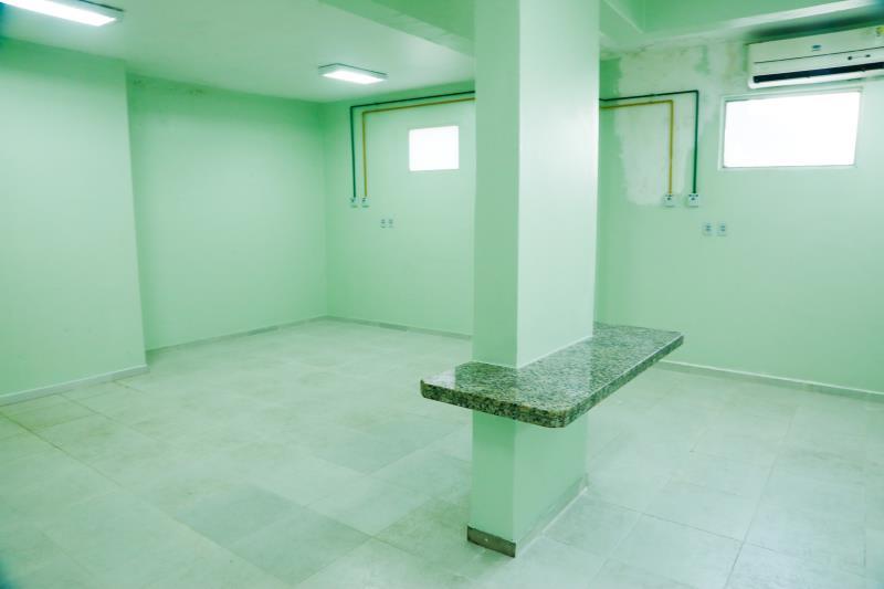As obras de reforma do futuro Hospital de Retaguarda D. Vicente Zico, localizado no bairro do Marco, estão na reta final e devem ser entregues à população ainda no mês de março deste ano.
