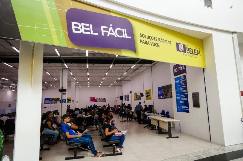 Desde que foi inaugurada em maio do ano passado, a central de serviços Bel Fácil, órgão da Prefeitura de Belém, coordenada pela Semad, já realizou mais de 200 mil atendimentos ao público.