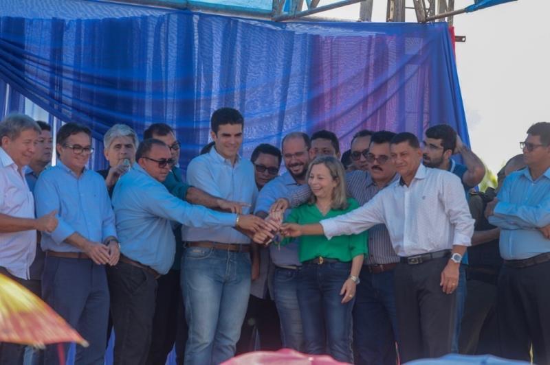 O novo prédio representa um investimento de mais de R$ 350 mil.