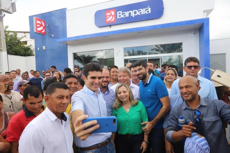 Agora, ao todo, o Banpará possui 119 agências, sendo 15 na capital e 104 no interior do Estado. O banco de Mocajuba, inaugurado neste sábado, irá beneficiar, além dos moradores da cidade, a população que reside em municípios próximos, como Baião, Cametá, Moju e Oeiras do Pará.