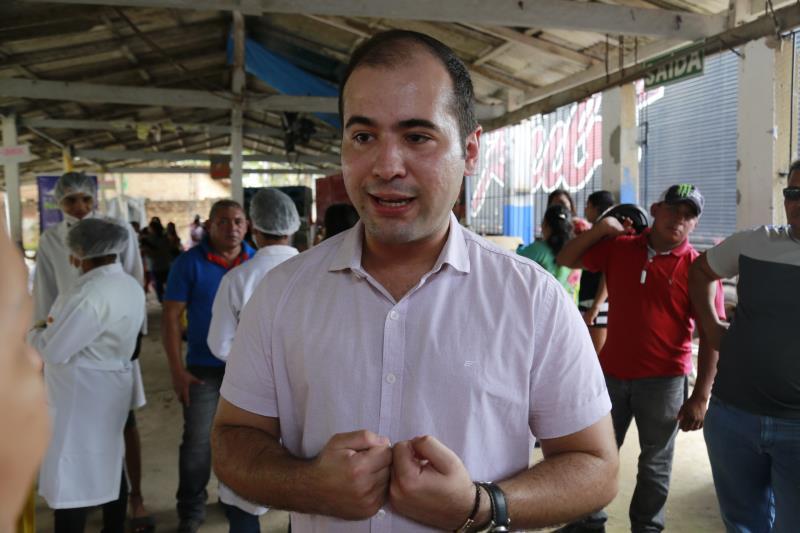 Yan Miranda, administrador regional do Outeiro, disse que a proposta é aproximar os poderes públicos municipal e estadual das comunidades.