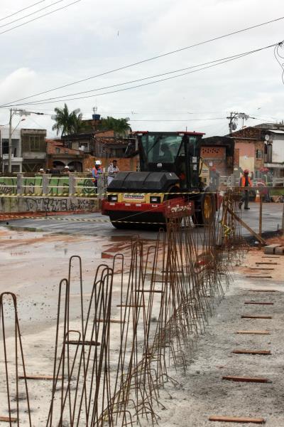 O trabalho será realizado em três etapas: as duas primeiras já estão em fase de execução e vão da rua São Domingos até a Mundurucus, e da Mundurucus até a passagem 2 de Junho.
